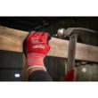MILWAUKEE Munkavédelmi kesztyű vágásbiztos dupla mártott téli csomagban - XL/10