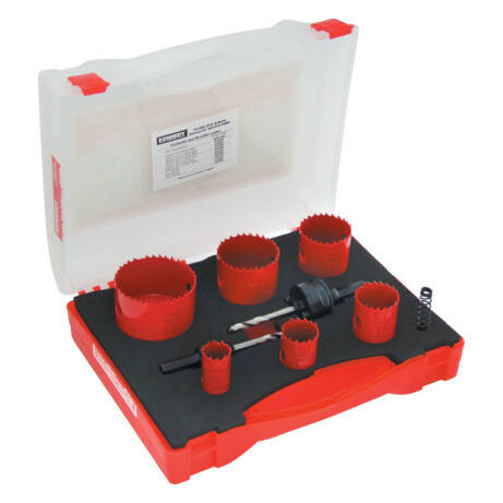 KENNEDY Bimetál lyukfűrész készlet karbantartóknak (KEN0502400K) - 9 részes