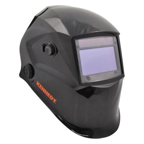 KENNEDY KWH100 Nagy látószögű fejpajzs (KEN8855100K) - fekete