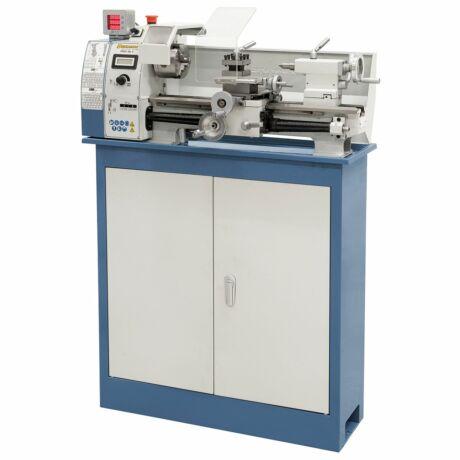 BERNARDO Profi 400 V (2 tengelyes digitális kijelző) asztali esztergagép