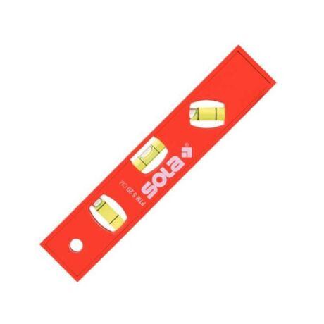 SOLA PTM 5 Vízmérték - műanyag/mágneses