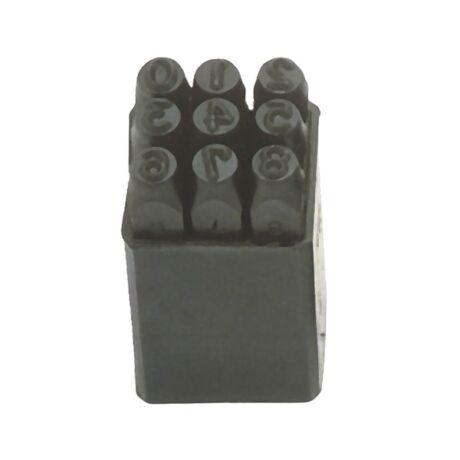 STR Számbeütő készlet - 4 mm