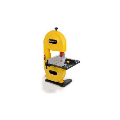 POWERPLUS Sárga szalagfűrész (POWX180) - 350 W