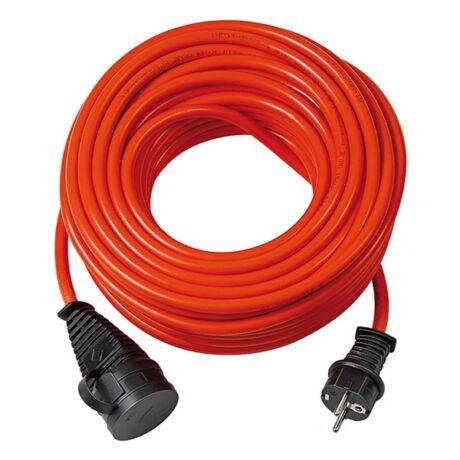BRENNENSTUHL Elektromos hosszabbító narancs kültéri IP44 (AT-N07V3V3-F 3G1,5) - 10 m