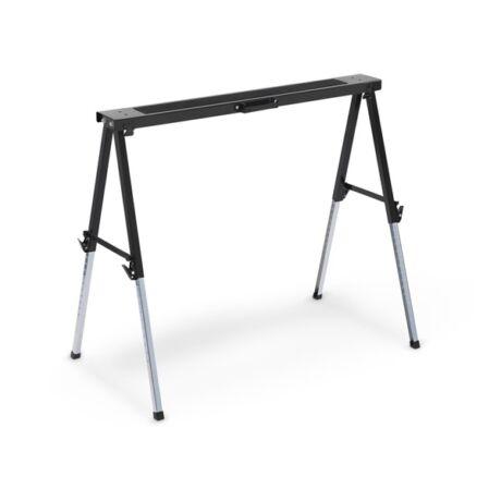 KREATOR Összecsukható, fém támasztó bak (KRT671002) - 1 db/ 150 kg