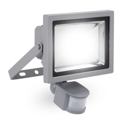 POWERPLUS LED Fényszóró infravörös mozgásérzékelős (POWLI231) - 20 W