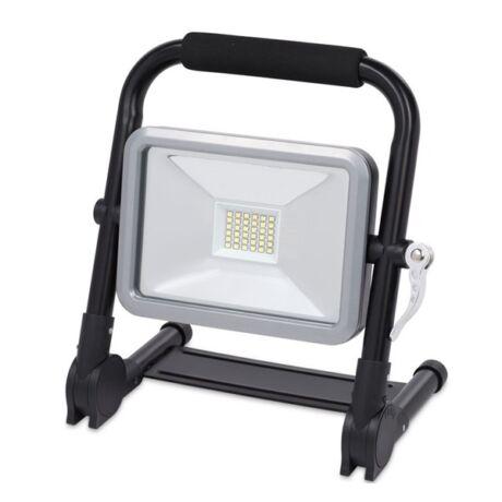POWERPLUS Hordozható LED fényszoró reflektor (WOC210003)- 20W