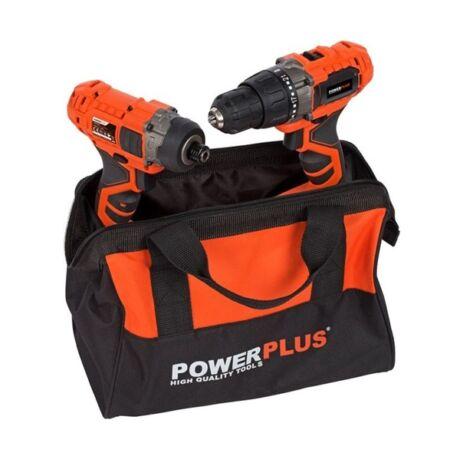 POWERPLUS Dual Power akkumulátoros erőcsomag (POWDP1550) - 20 V