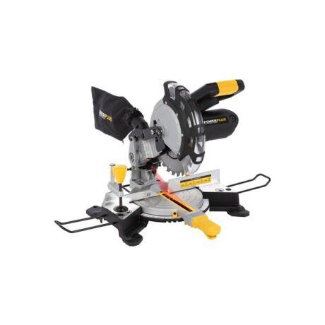 POWERPLUS Sárga gérvágó (POWX07555) - 1700 W/210 mm