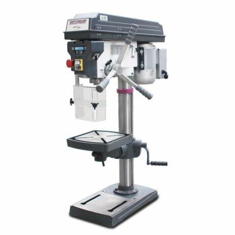 OPTIMUM OPTIdrill D 23Pro (230 V) oszlopos fúrógép