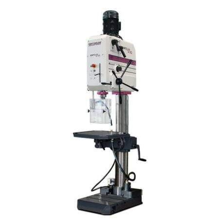 OPTIMUM OPTIdrill DH 45 G oszlopos fúrógép