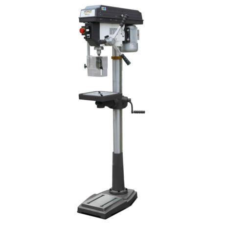 OPTIMUM OPTIdrill DQ25 oszlopos fúrógép