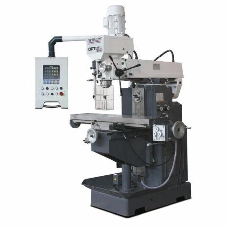 OPTIMILL MT 60 Marógép (5kW/400V, SK40, 1270x280mm)