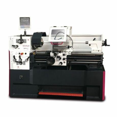 OPTITURN TH 4210D Esztergagép (D210x1000mm. 45-1800 f/p, 4,6kW/400V)