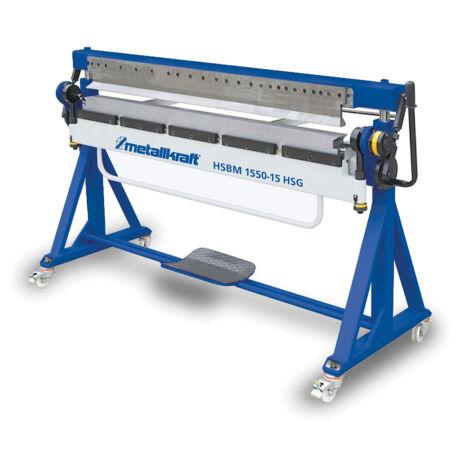METALLKRAFT HSBM 1260-15 HSG lemezhajlító
