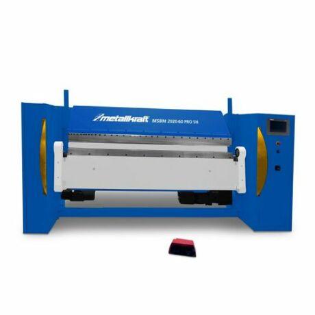 METALLKRAFT MSBM 4020-30 PRO Motoros lemezhajlító gép - 4020/3,6mm/200