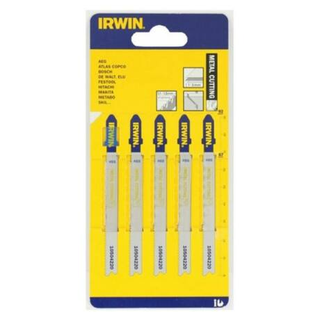 IRWIN HSS Dekopírfűrészlap fémre - 100 mm/10-20 TPI