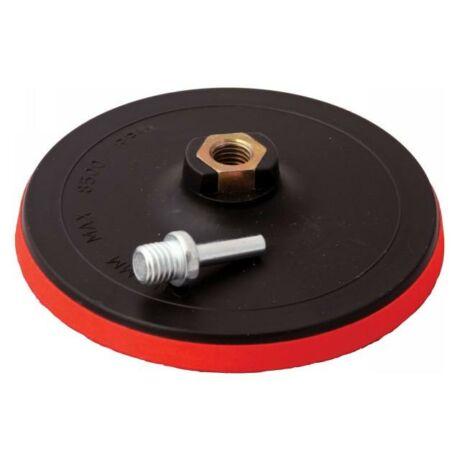 FESTA Univerzális, tépőzáras gumitányér csapos/menetes - 115 mm