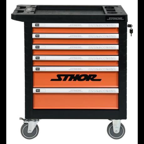 STHOR Szerszámkocsi (58550) - 302 db/975x765x465 mm