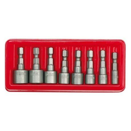 VOREL Behajtószár készlet 5-13 mm - 8 részes