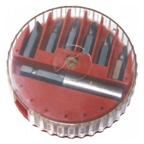 Mágneses bithegy készlet - 7 részes