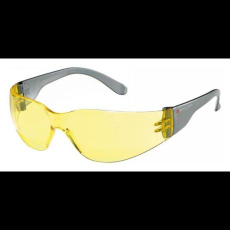 ZEKLER 30 védőszemüveg - karcálló/sárga