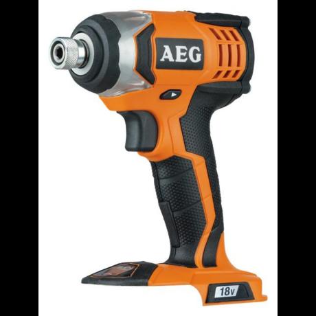 AEG Akkumulátoros ütvecsavarozó - BSS 18C-0
