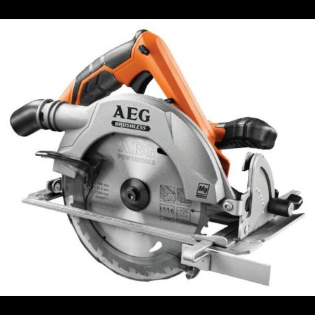 AEG Akkumulátoros körfűrészgép - BKS 18-0