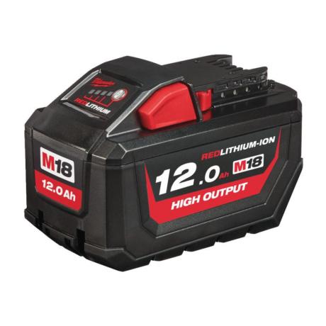 MILWAUKEE HIGH OUTPUT Akkumulátor (M18 HB12) - 18 V/12 Ah