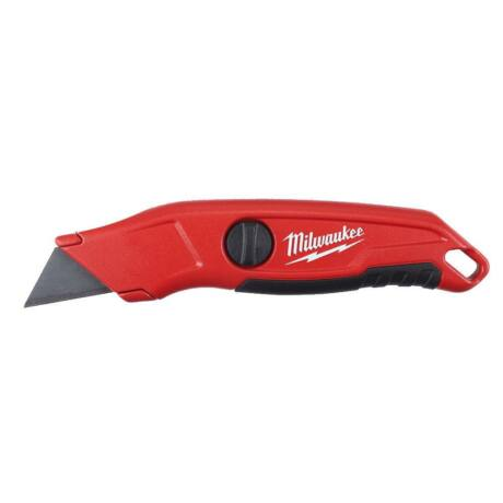 MILWAUKEE Törhető pengés kés - rögzített pengéjű