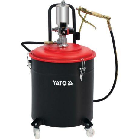 YATO Pneumatikus zsírszivattyú - 30 l
