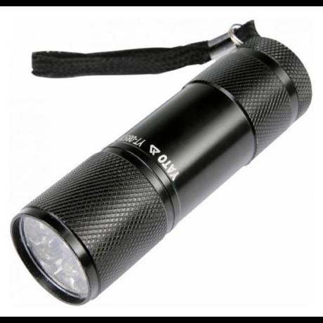 YATO LED-es zseblámpa - 9 LED