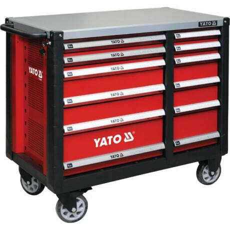 YATO Szerszámkocsi (YT-09003) - 12 fiókos