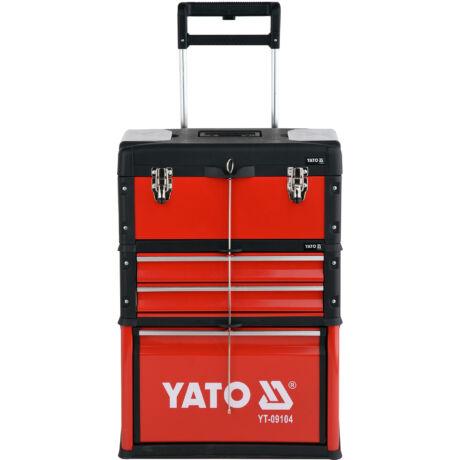 YATO Moduláris szerszámkocsi (YT-09104) - 78 részes