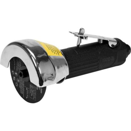 YATO Pneumatikus sarokcsiszoló - 75 mm