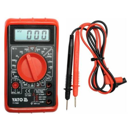YATO Digitális multiméter (YT-73080)