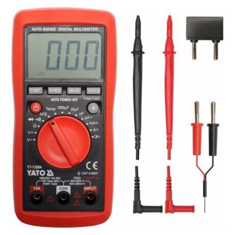 YATO Digitális multiméter (YT-73084)
