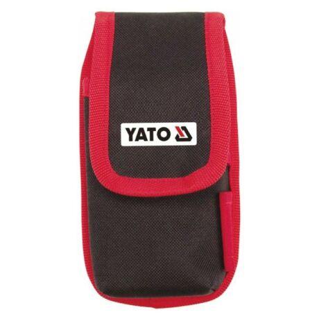 YATO Övre fűzhető mobiltelefon tartó