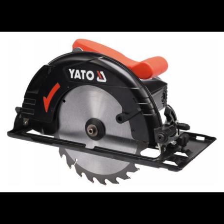 YATO Kézi körfűrész - 1300 W/65 mm