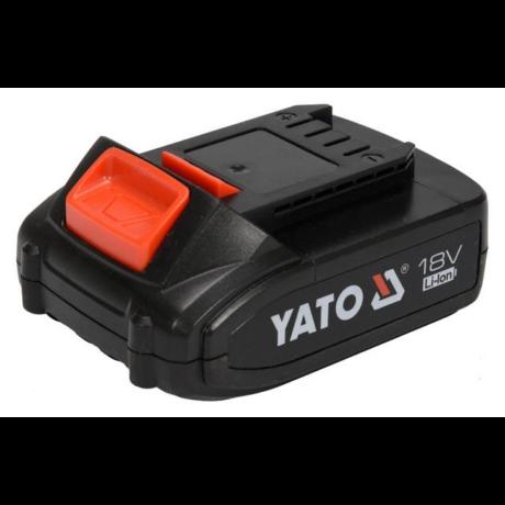 YATO Akkumulátor - 18 V/2 Ah